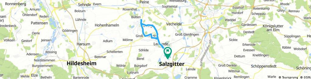 Lebenstedt - Groß Ilsede