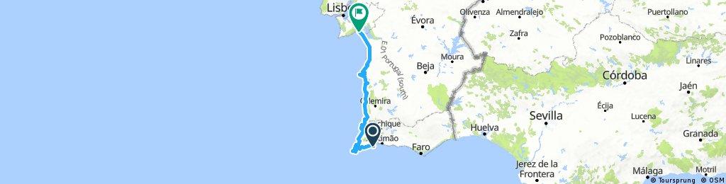Lagos - Setubal