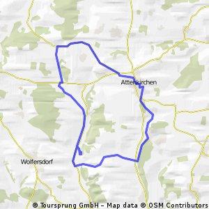 Attenkirchen Straußen-Tour