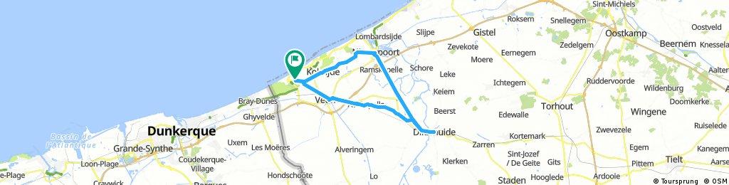 DePanne-Veurne-Dikmuide-Newpoort-DePanne