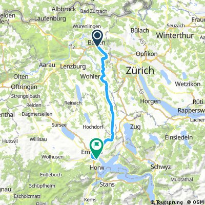 Wettingen – Luzern 1