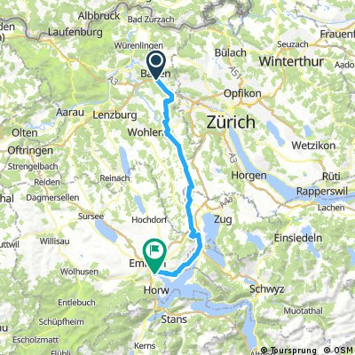 Wettingen – Luzern 2