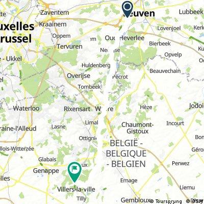 Abbey Villers - Leuven