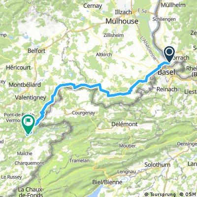 (01) Weil am Rhein - St.Hippolyte
