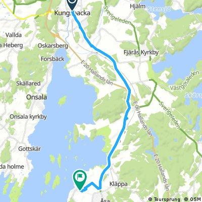Kungsbacka-Åsa