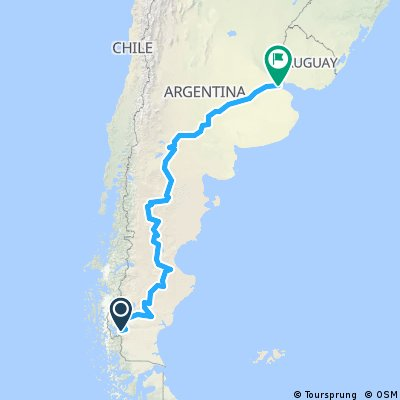 Part 2: Chile - Patagonia - Argentino