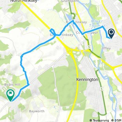 MeadowLane-NrthHincksey-FoxInn-off-road