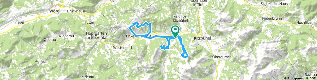 3 Trails um Kirchberg
