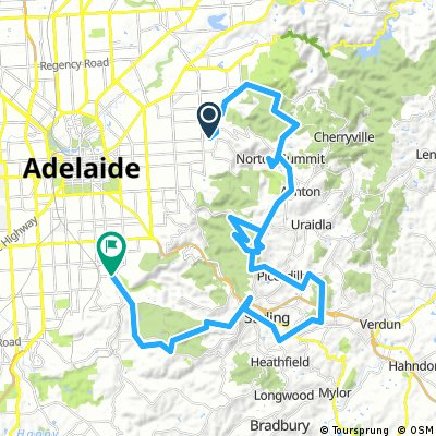 Adelaide 60k