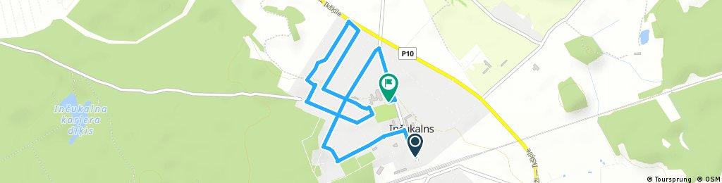 Inčukalna Novada svētku veloparāde 2