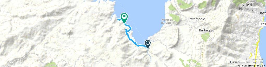 Brief bike tour through Saint-Florent