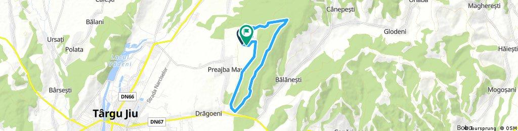 Targu-Jiu BikeFest Traseu v1