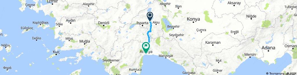 Eğirdir Antalya