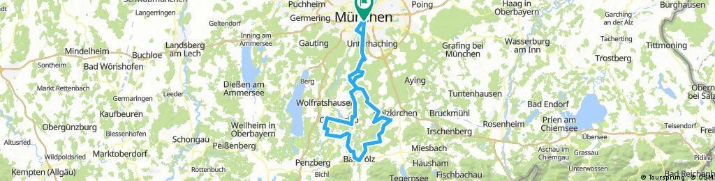 Burschen Rennen Bikedress