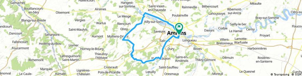 Lengthy bike tour from 30 juin 10:48