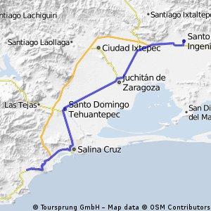 2010-03-08 Morro Mazatlán to Santo Domingo