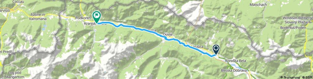 Jeaenice-Kranjska Gora