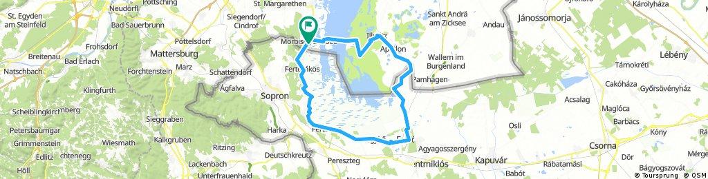 17.06.11 Südrunde Neusiedler See