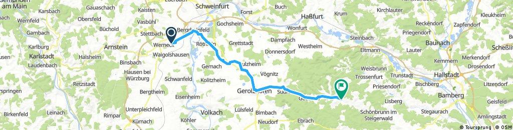 Über Geo nach Theinheim