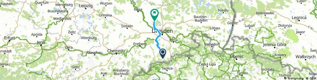 Altenberg - Steinbach