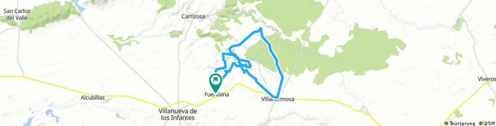 Villahermosa Fuenllana Villahermosa