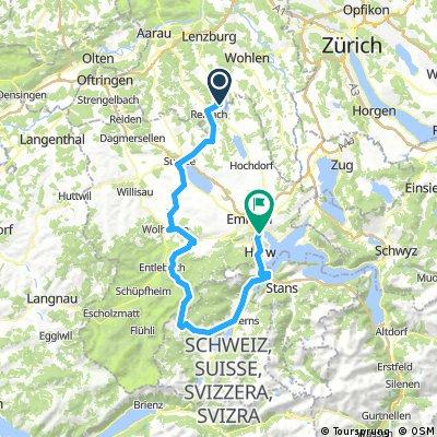 Beinwil Glaubenberg Luzern
