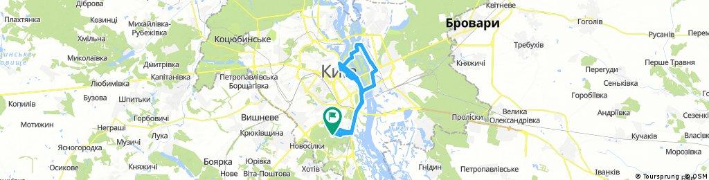 bike night Kiev 1.07.2017