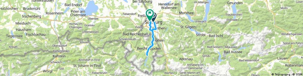 Salzburg-Berchtesgaden-Königssee