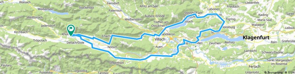 Bad Bleiberg Ossiachersee Velden Faakersee