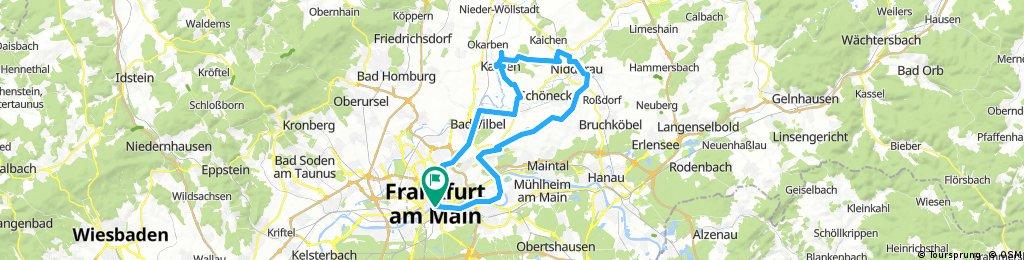 FFM - Nidderau - FFM