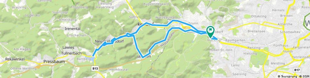 Wiener Waldsee