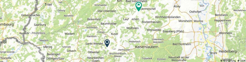 Meisenheim über Glan-Münchweiler Altenglan