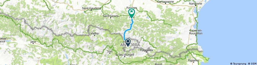 Andorra - Foix  81km 1960u2600d 7h 50