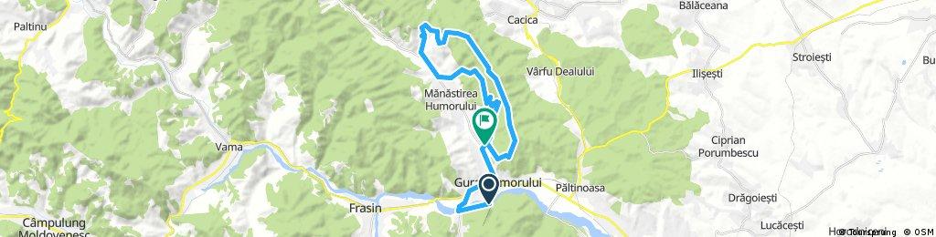 Bucovina MTB Maraton   Traseul Standard