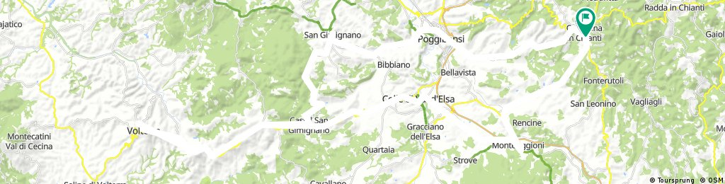 anello SanGimignano_Volterra (da Castellina)