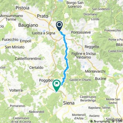 TOSCANIA - trasa 5