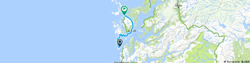 5. Langevag - Sandvikvåg