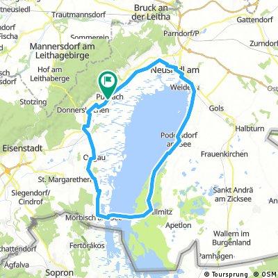 Rund um Neusiedlersee