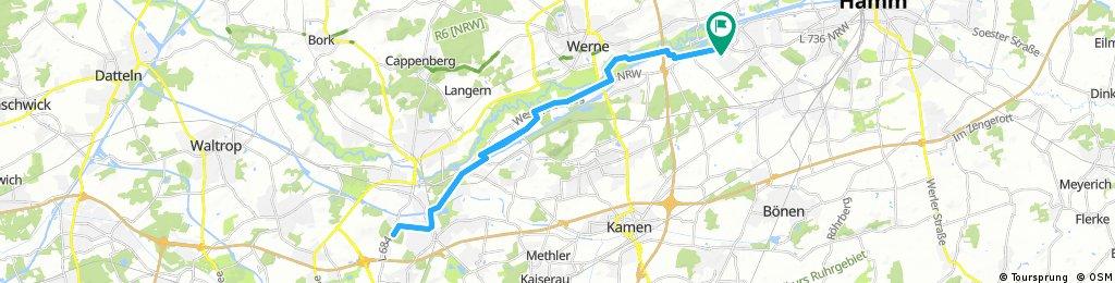 HAMsterrad-2Anfahrt
