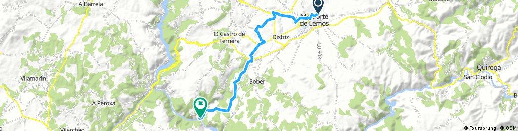 Day 1 Mdf to San Esteban