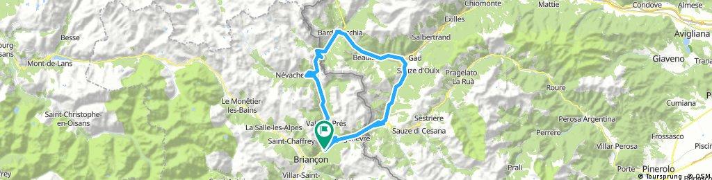 Lengthy bike tour from 4 juli 11:20