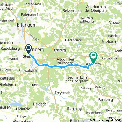 NBG-Lauterhofen (Kanalroute)