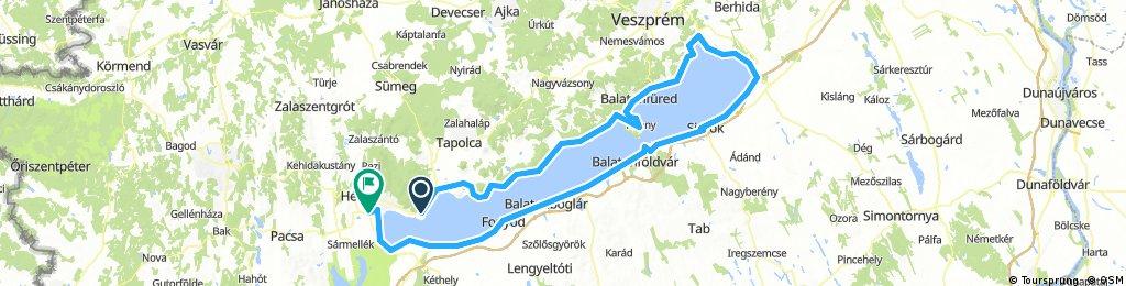 Dan 3: Balatongyorok - Tihany - Keszthely