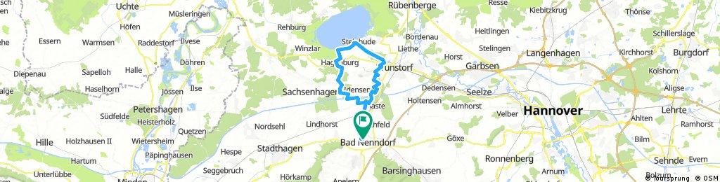 B. N. -  Steinhude - Hagenburg