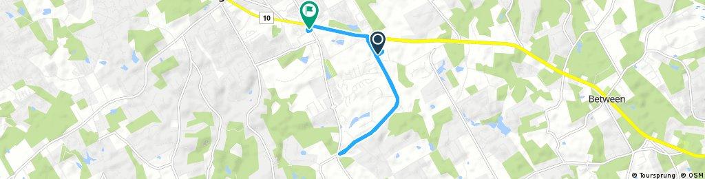 Quick bike tour through Loganville