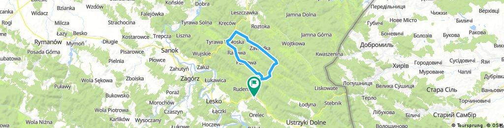 Myczkowce Route 1