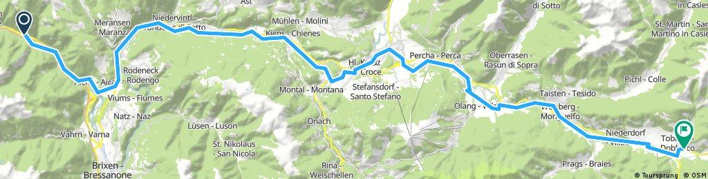 Franzenfeste - Toblach