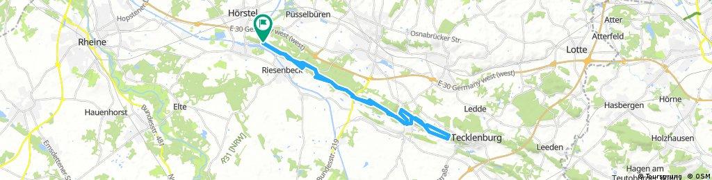 Hörstel - Tecklenburg