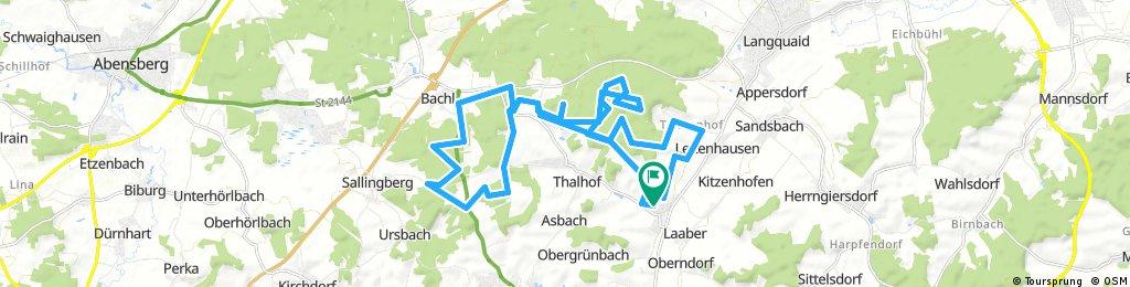 Adlhausen-Bachl-Schöftal