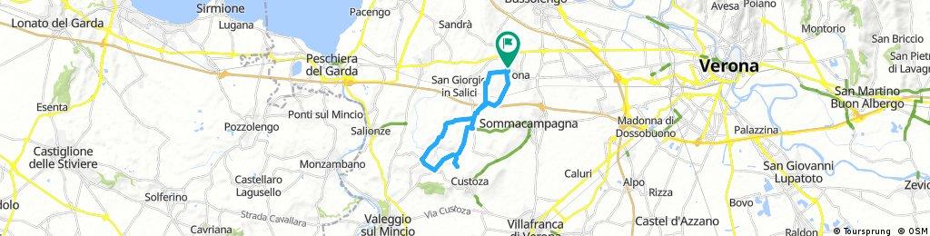 ride through Sona